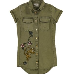 Zadig & Voltaire Military Dress